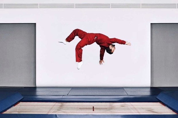How to fall to your death and live to tell the tale © Dave Imms