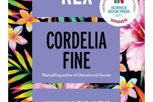 Testosterone Rex by Cordelia fine is available now (£11.99, Icon Books)