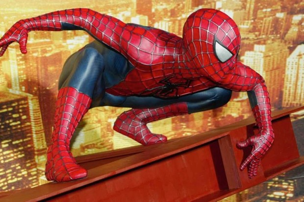 Spider-Man 2 attraction at Madame Tussauds, London (© Gareth Cattermole/Getty Images)