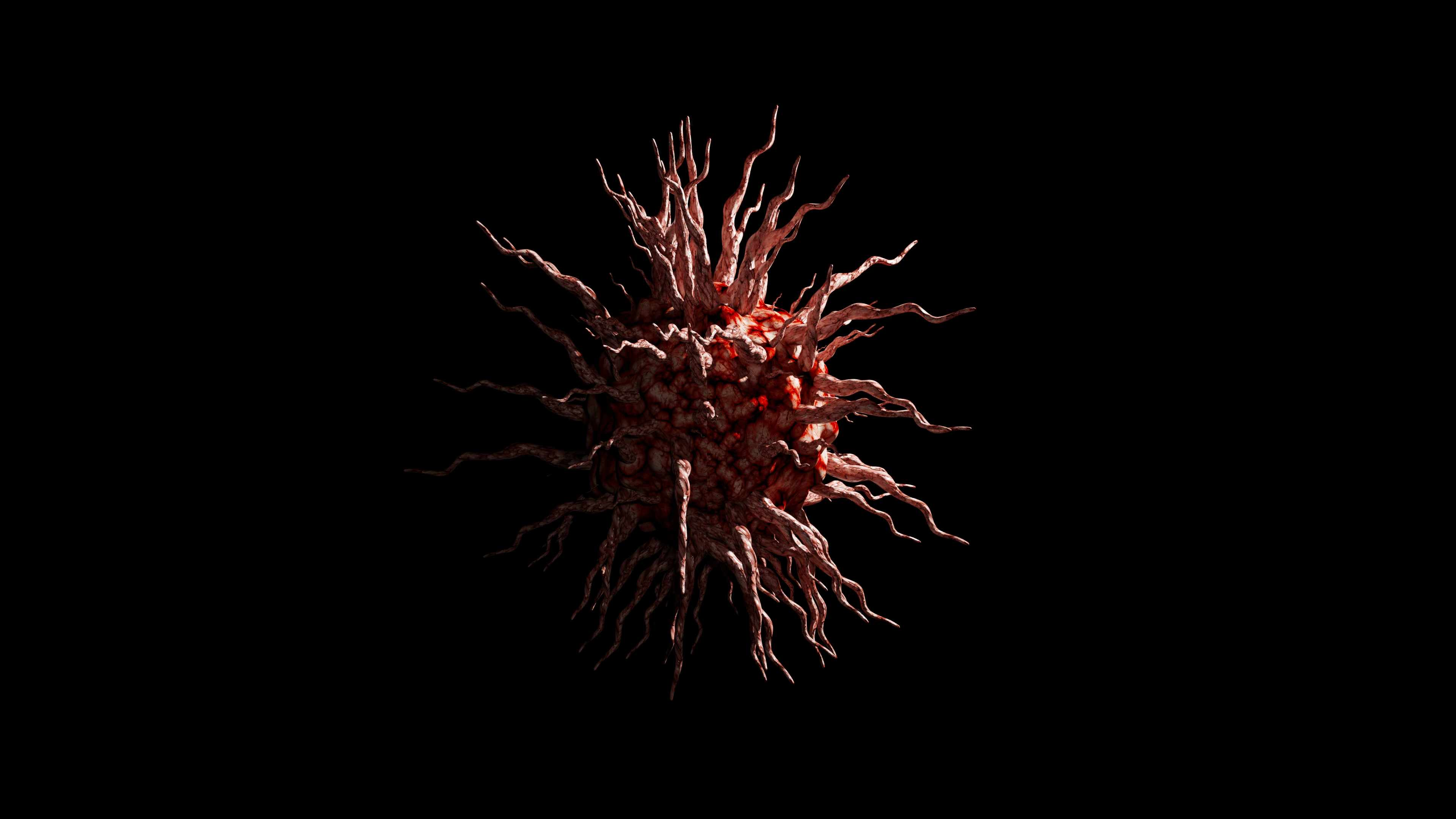 Cancer Cell disease types breast cancer research skin symptoms 3D rendering © Getty Images