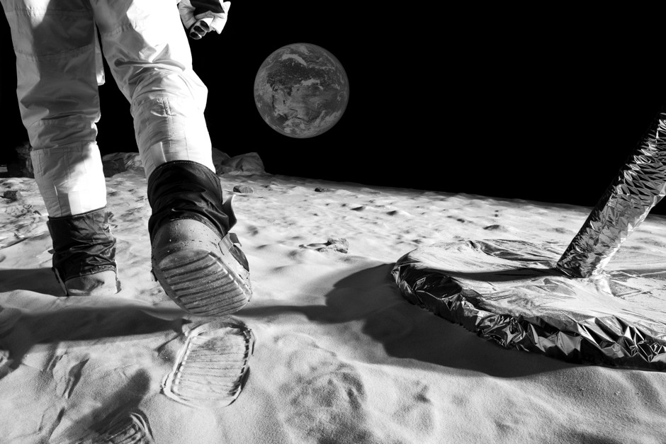 How long would it take an astronaut to walk around  the Moon? © Getty Images