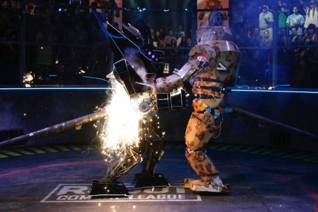 Robot Combat League - 'The Next Level of Carnage' © Nicole Wilder/Syfy/NBCU Photo Bank via Getty Images