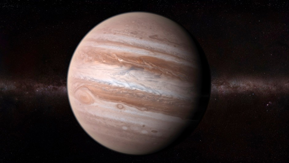 Did a 'wrecking ball' Jupiter smash up our early Solar System? © Getty Images