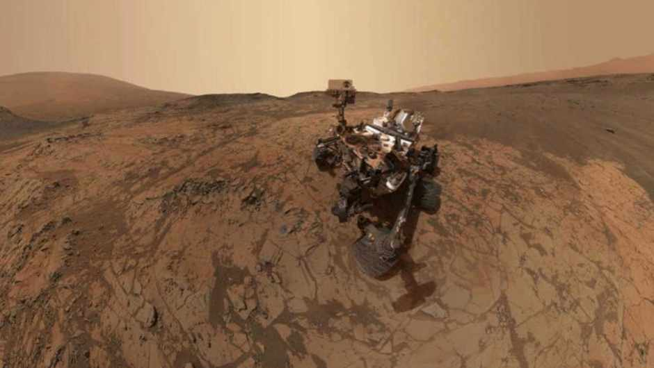 Is there liquid water on Mars? © Getty Images