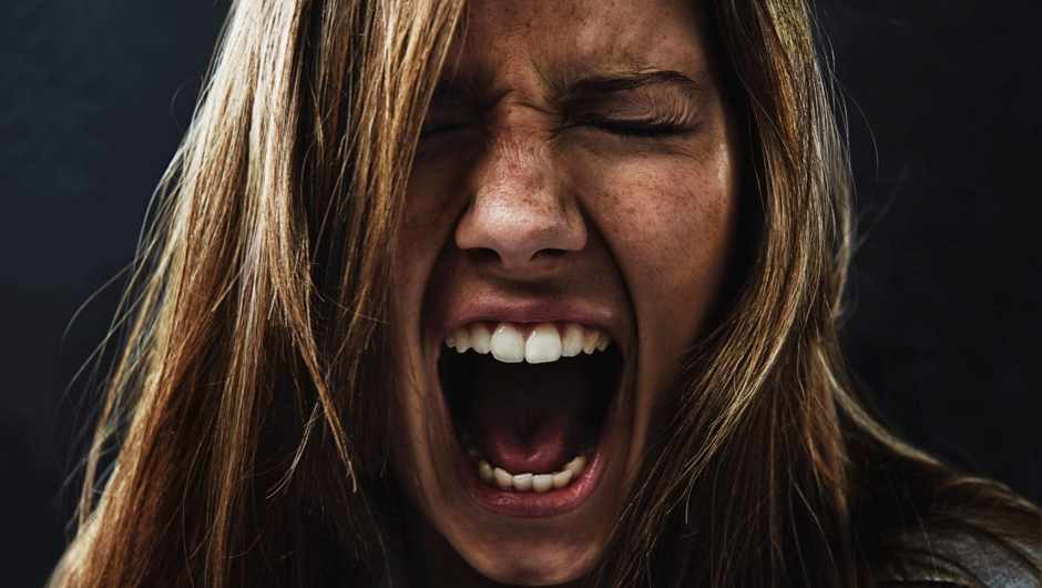 Why do human screams grab our attention so easily? © Getty Images