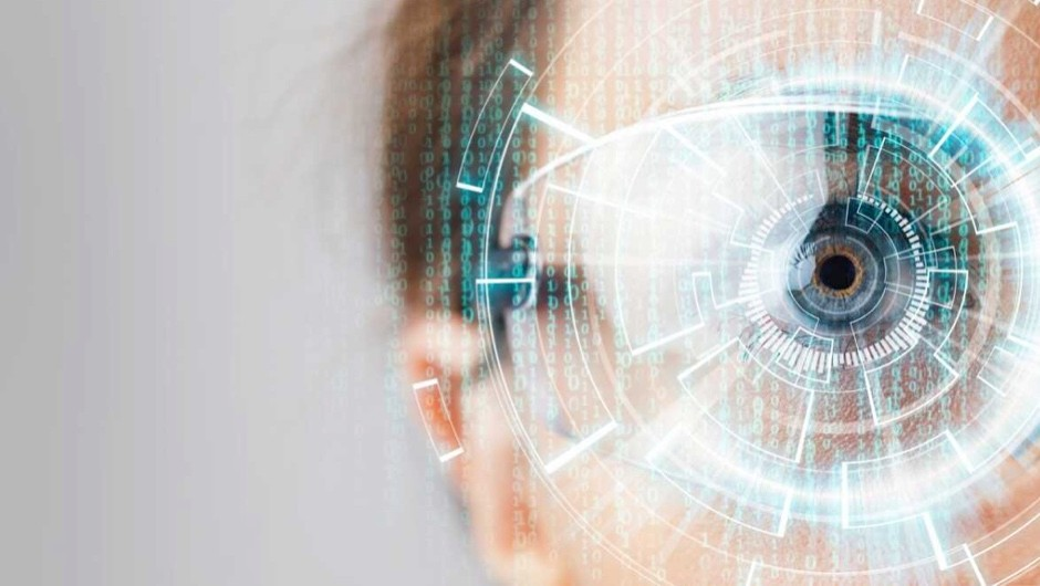 """""""Virtual reality is going to become a surveillance universe"""" © Getty Images"""