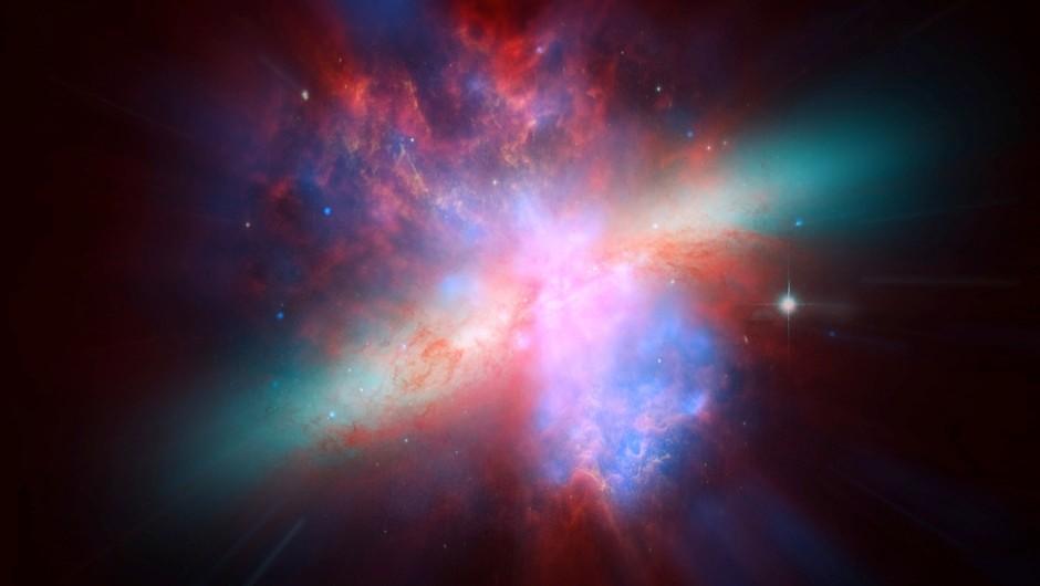 Did the Big Bang go bang? © Getty Images