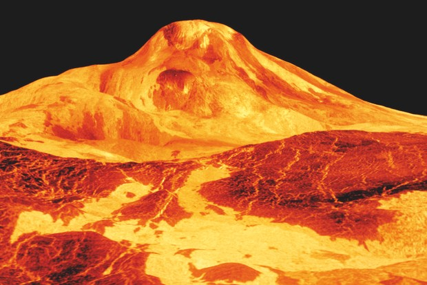 Could climate change turn Earth into Venus? © Getty Images