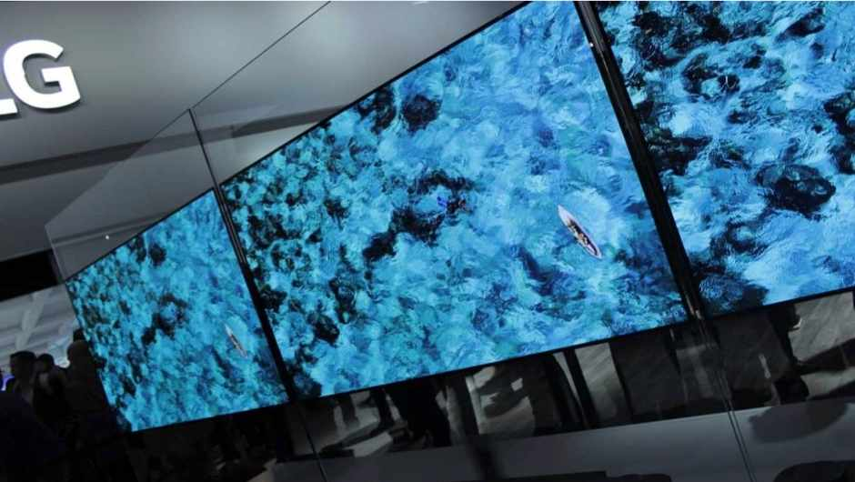 Dream TVs from CES 2017