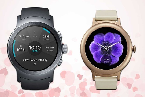 LG Watch Sport and LG Watch Style