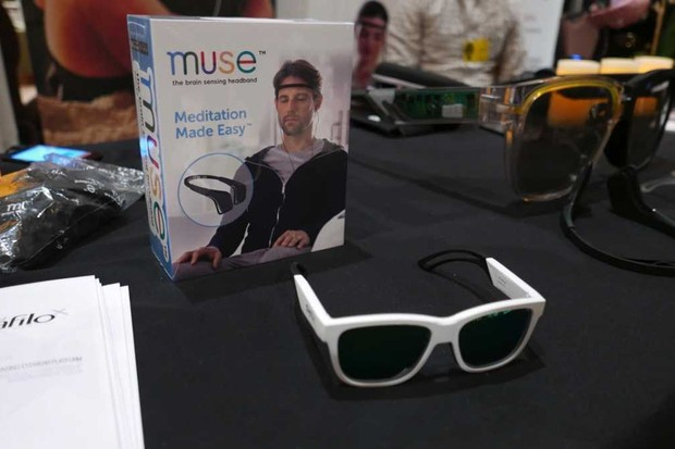 Muse meditation glasses