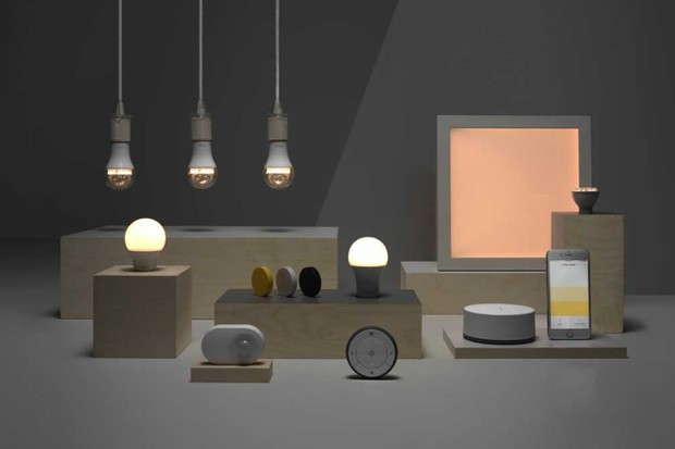 Ikea TRÅDFRI smart lighting