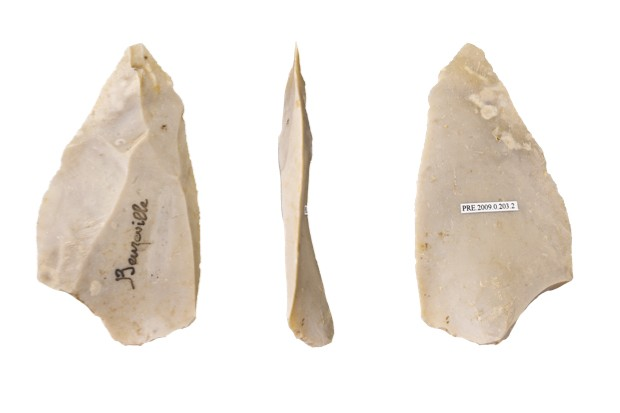 The Levallois technique allowed Neanderthals to create a wide range of stone tools © Landesmuseum Wurttemberg