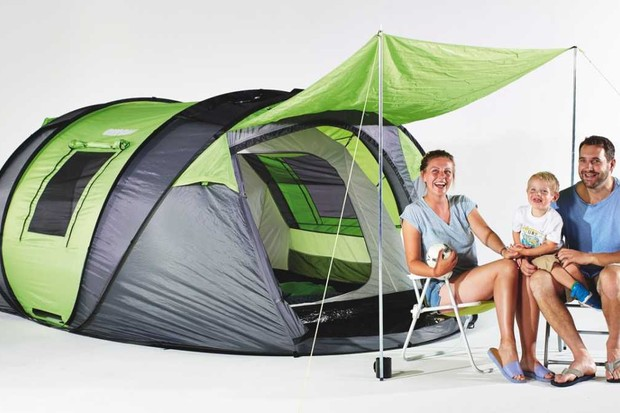 Cinch Pop-Up Tent