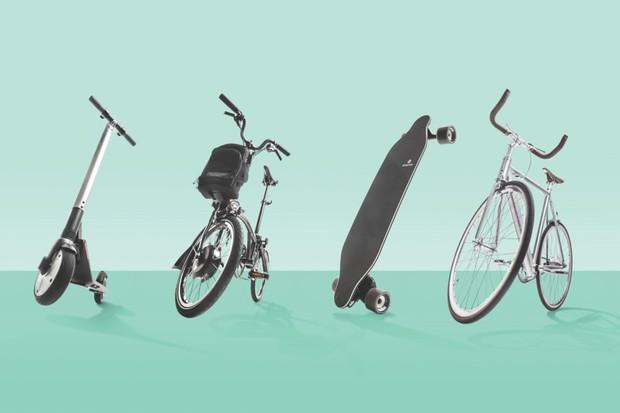 On Test: Your battery-powered commute © steve sayers/thesecretstudio.net