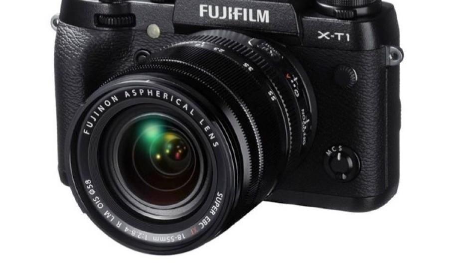 Fujifilm develop camera with X-ray vision © Fujifilm