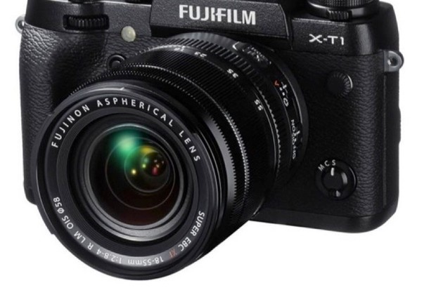 Fujifilm develop camera with X-ray vision © Fujifilm