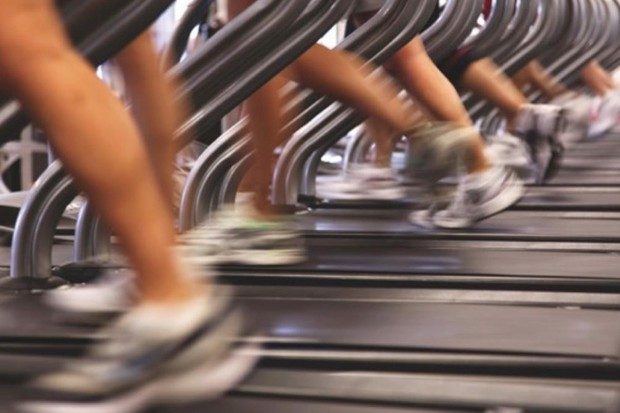 Do you use more energy running on a treadmill compared to outside? © Getty Images