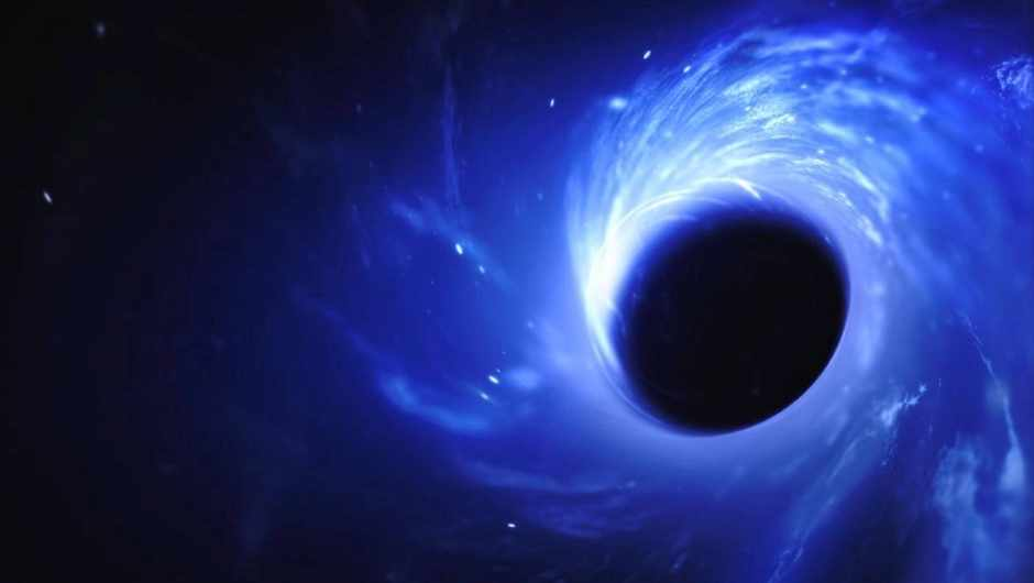Entering a black hole might not be the end according to Stephen Hawking © Getty Images