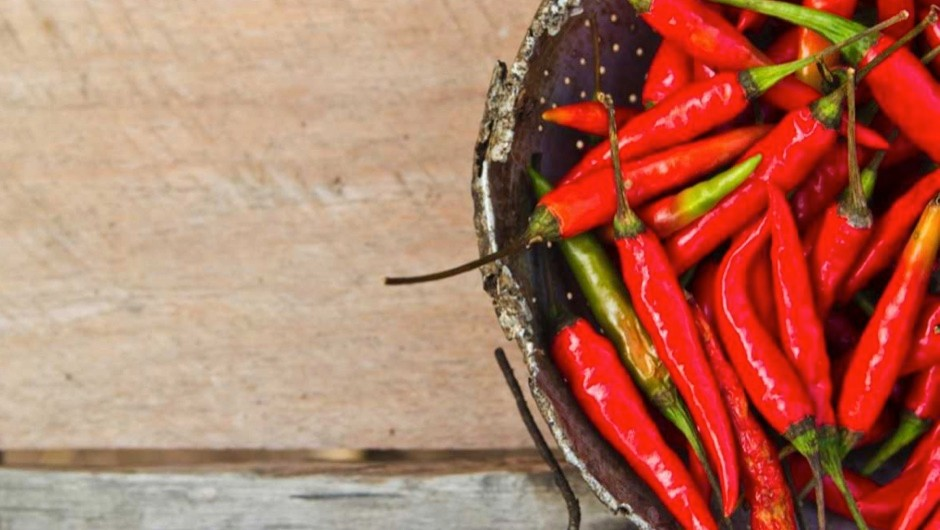 Spicy food linked to longer life © iStock