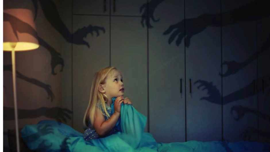 How children 'catch' fear © iStock