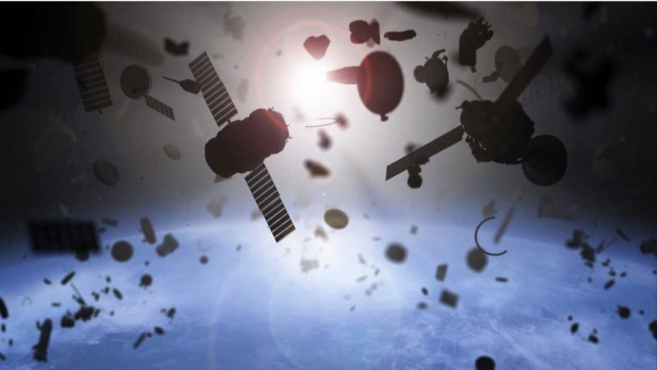 Does the debris around Earth affect the atmosphere? © iStock