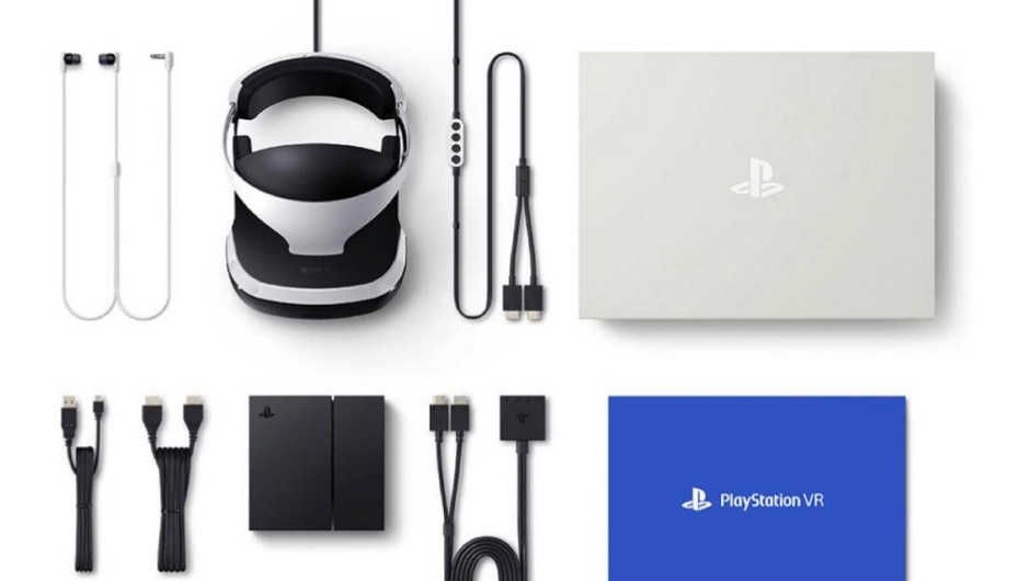 This is what you'll get for your £350 (© Sony)