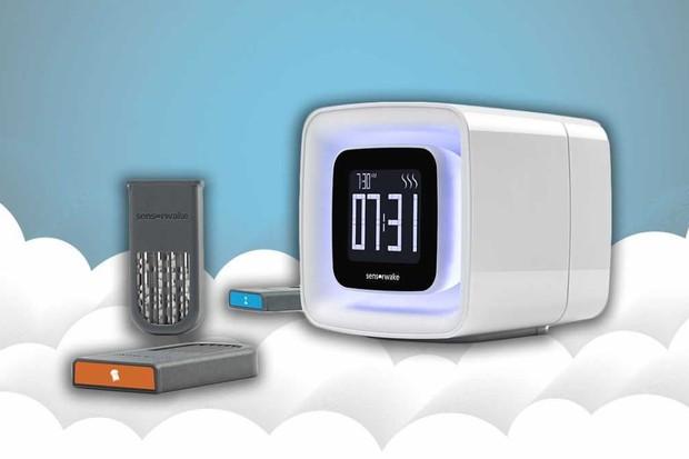 SensorWake Olfactory Alarm Clock