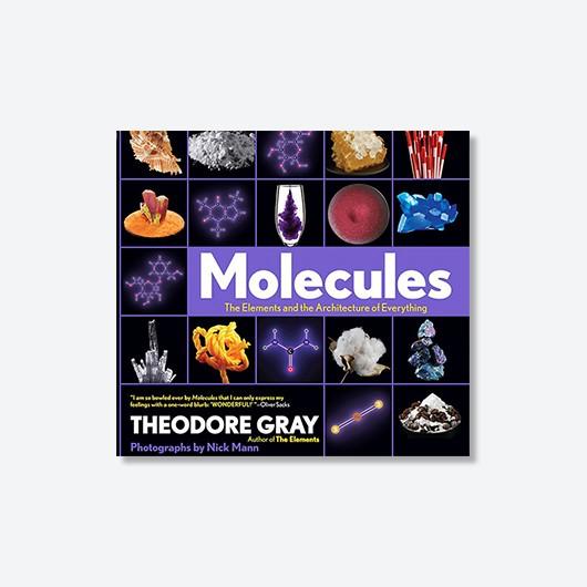 Molecules - Theodore Gray £19.99