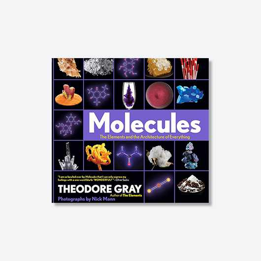 Molecules - Theodore Gray £19.99