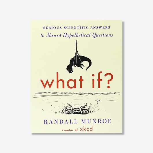 What If? - Randall Munroe £14.99