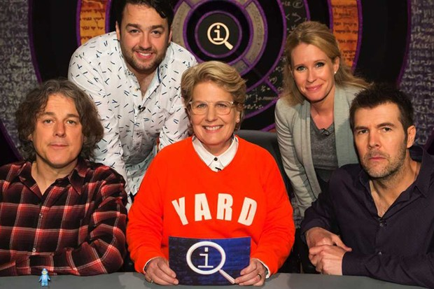 10 flabbergasting space facts from the QI Elves © BBC/Talkback/Brian Ritchie