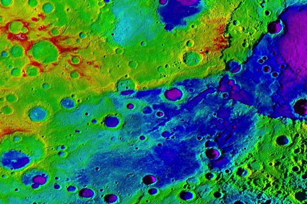 © NASA/JHUAPL/Carnegie Institution Of Washington/DLR/Smithsonian Institution