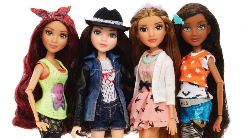Netflix celebrates new show with Project MC2 dolls © Netflix