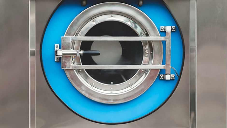 Preview: Xeros waterless washing machine © Xeros