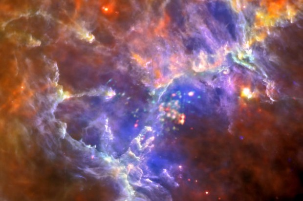 © ESA/Herschel/PACS/SPIRE/Hill, Motte, HOBYS Key Programme Consortium