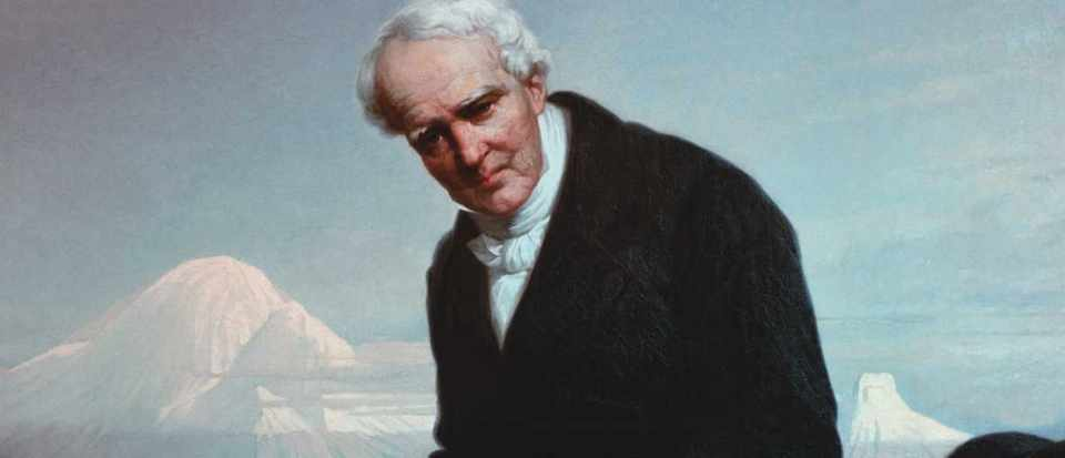 Alexander von Humboldt: the first environmentalist