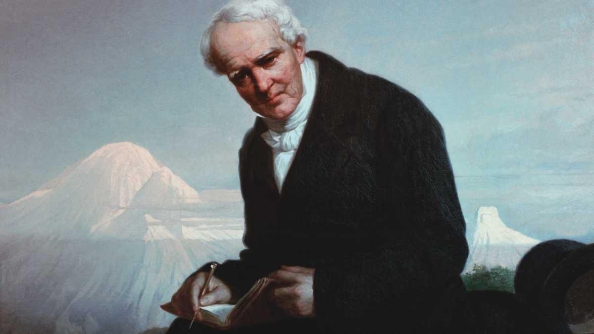 Alexander von Humboldt: the first environmentalist © Alamy