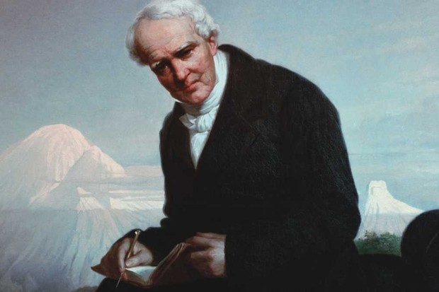 Alexander von Humboldt: the first environmentalist © Alamy
