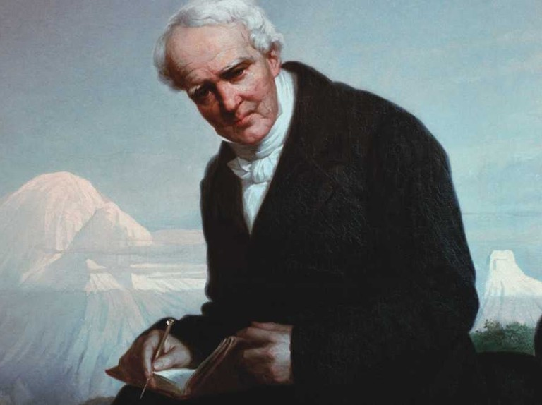 Alexander von Humboldt: the first environmentalist
