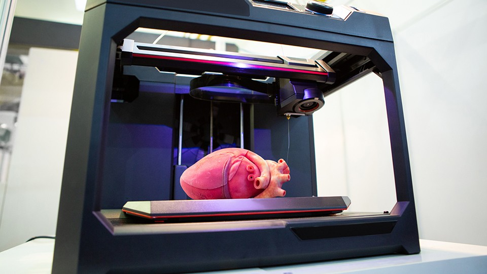 How to rebuild your body with 3D-printed parts © Getty Images