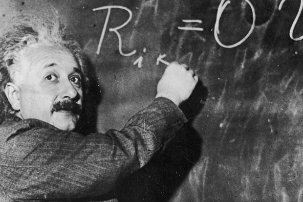 Albert Einstein - have we finally solved the mystery of gravitational waves? (© Keystone-France/Gamma-Keystone via Getty Images)