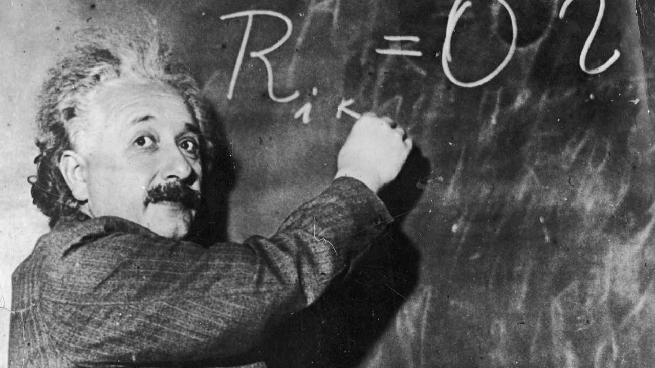 Albert Einstein - have we finally solved the mystery of gravitational waves? (© Keystone-France/Gamma-Keystone via Getty Images)