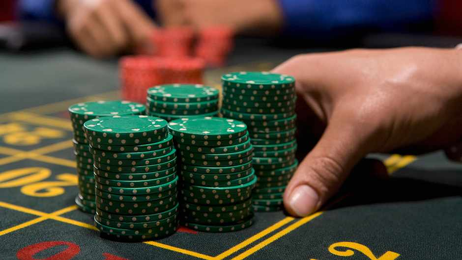 How much you should bet and gambling stats © Getty Images