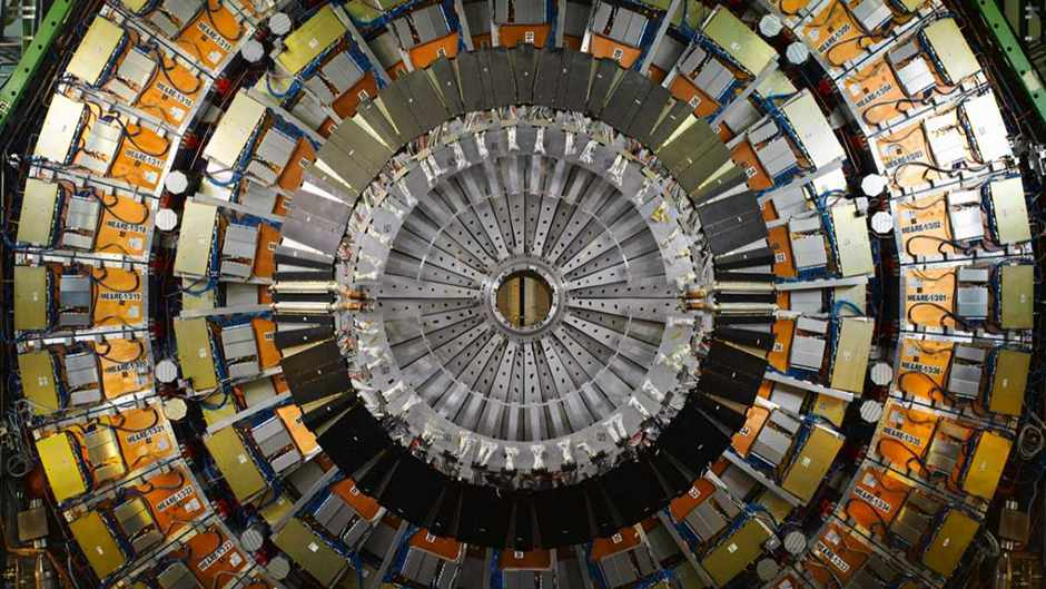 CERN's trigger system - how the LHC copes with a constant flood of data © Getty Images
