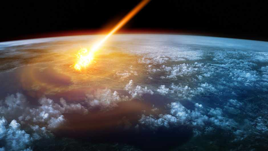 Asteroid alert! © Getty Images