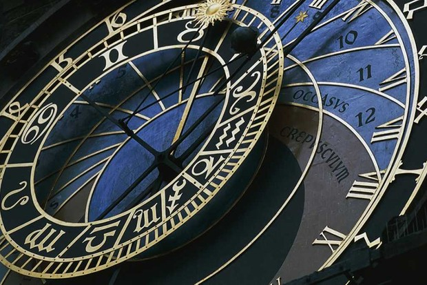 Astronomical Clock, Prague, Czech Republic © DeAgostini/Getty Images
