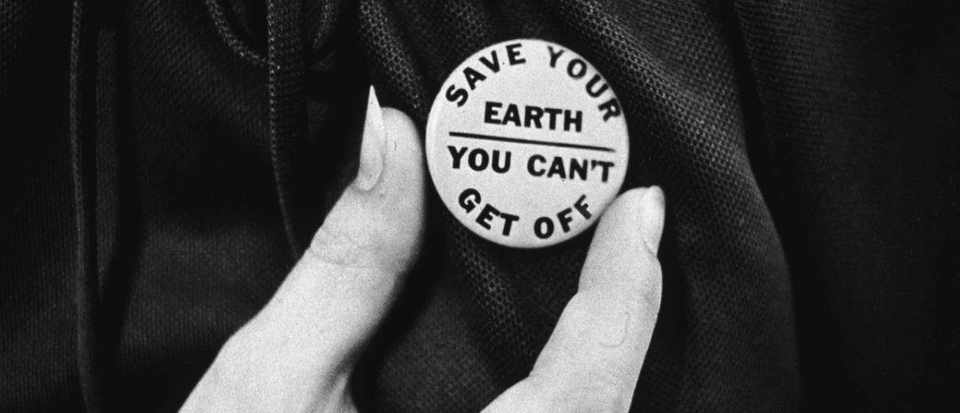 Take a trip back to 1970 when Earth Day was first held