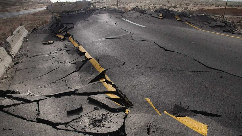 Flat plates linked to mega earthquakes © Getty Images