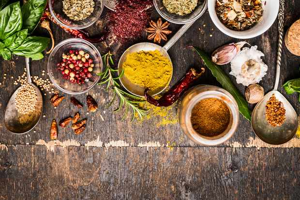 The spice of life: unexpected benefits hidden in your curry © Getty Images